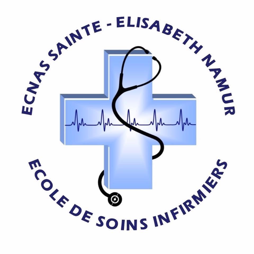 Logo ECNAS Sainte-Elisabeth - école infirmier